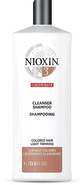 NIOXIN Cleanser 3 (1000 ml) - Šampon
