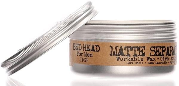 TIGI B For Men Matte Separation Workable Wax 85 ml - Vosk na vlasy