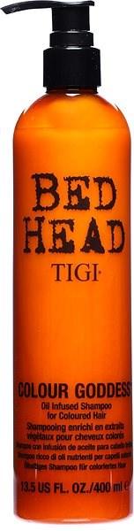 TIGI Bed Head Colour Goddess Oil Infused Shampoo 400 ml - Šampon