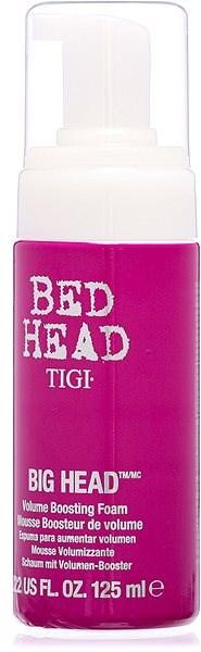 TIGI Bed Head Big Head Volume Boosting Foam 125 ml - Tužidlo na vlasy