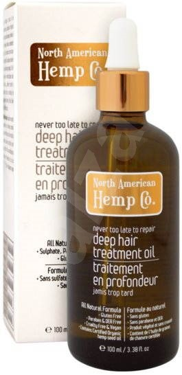NORTH AMERICAN HEMP CO. Treatment Oil 100 ml - Olej na vlasy