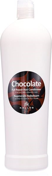 KALLOS Chocolate Full Repair Conditioner 1000 ml - Kondicionér