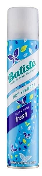 BATISTE Fresh 200 ml - Suchý šampon