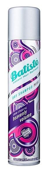 BATISTE Heavenly Volume 200 ml - Suchý šampon