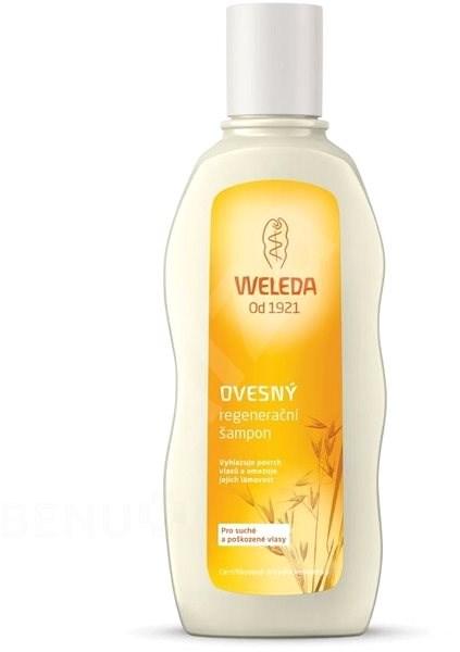 WELEDA Ovesný regenerační šampon 190 ml - Přírodní šampon
