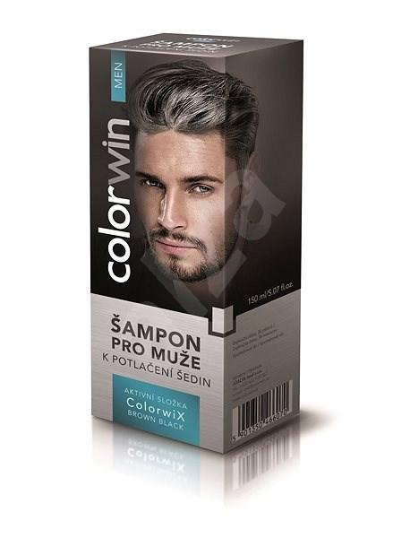 COLORWIN pro muže k potlačení šedin 150 ml - Šampon pro muže