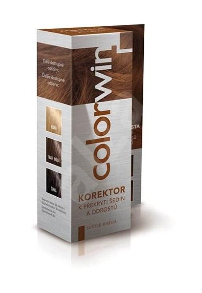 COLORWIN Korektor světle hnědý 4,6 g - Vlasový korektor