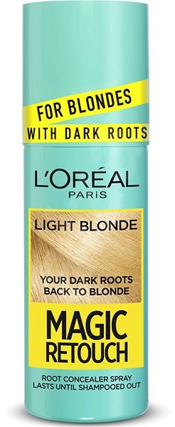 ĽORÉAL PARIS Magic Retouch Dark Roots 9.3 - Sprej na odrosty