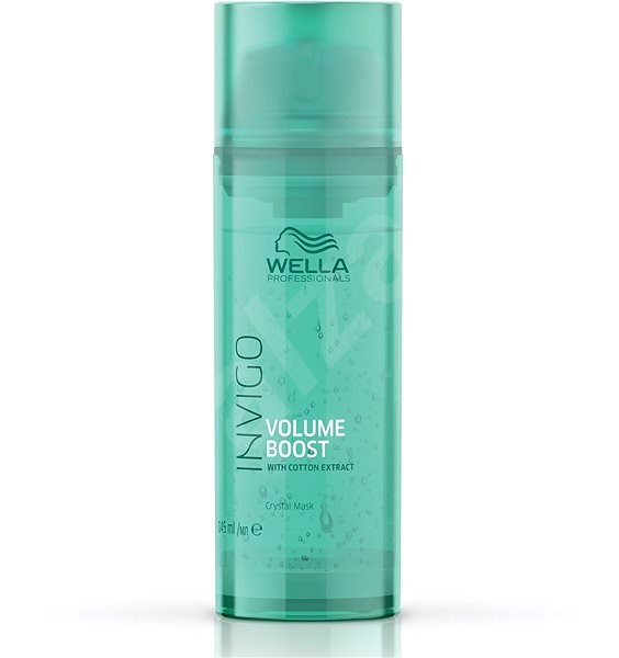 WELLA PROFESSIONALS Invigo Volume Boost Crystal 145 ml - Maska na vlasy