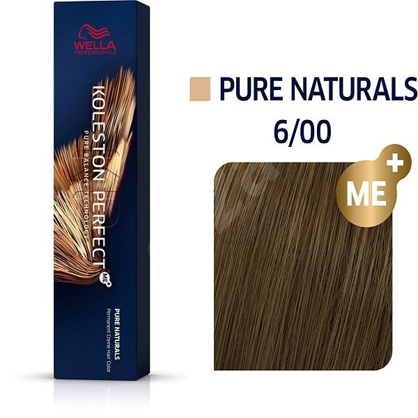 WELLA PROFESSIONALS Koleston Perfect Pure Naturals 6/00 (60 ml) - Barva na vlasy