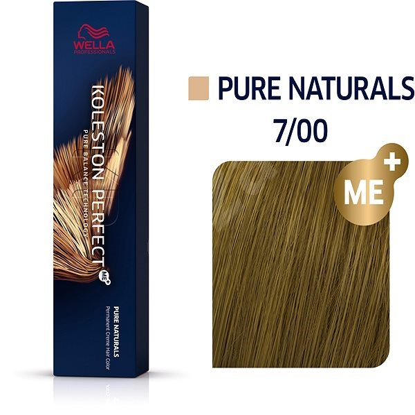 WELLA PROFESSIONALS Koleston Perfect Pure Naturals 7/00 (60 ml) - Barva na vlasy