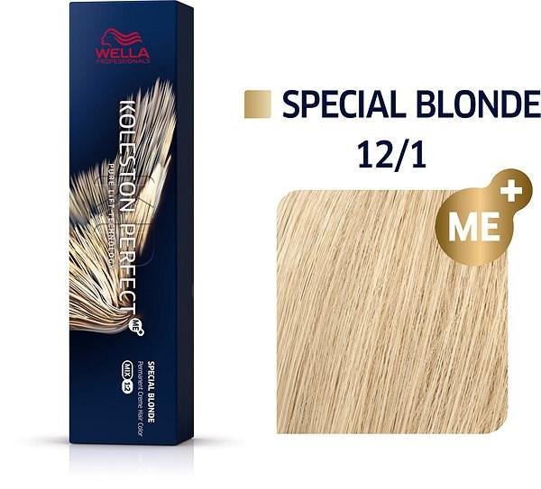 WELLA PROFESSIONALS Koleston Perfect Special Blondes 12/1 (60 ml) - Barva na vlasy