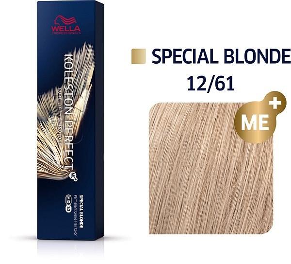 WELLA PROFESSIONALS Koleston Perfect Special Blondes 12/61 (60 ml) - Barva na vlasy