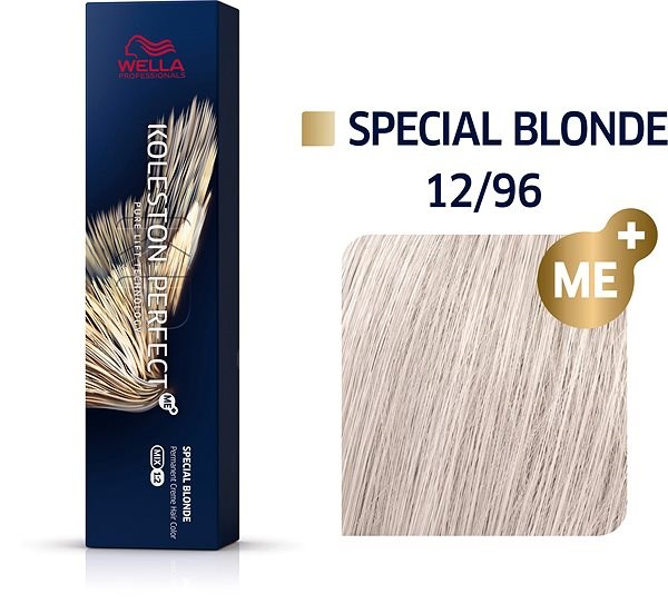 WELLA PROFESSIONALS Koleston Perfect Special Blondes 12/96 (60 ml) - Barva na vlasy