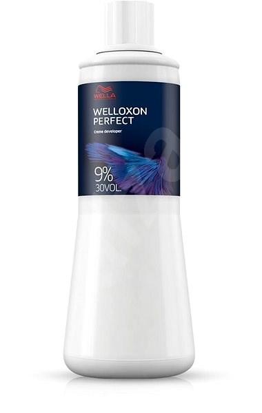 WELLA PROFESSIONALS Welloxon Perfect 9% 30 Volume Creme Developer 1000 ml - Hair Developer