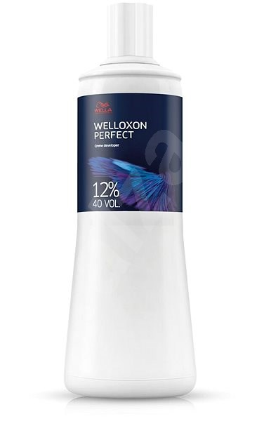 WELLA PROFESSIONALS Welloxon Perfect 12% 40 Volume Creme Developer (1000 ml) - Aktivační emulze