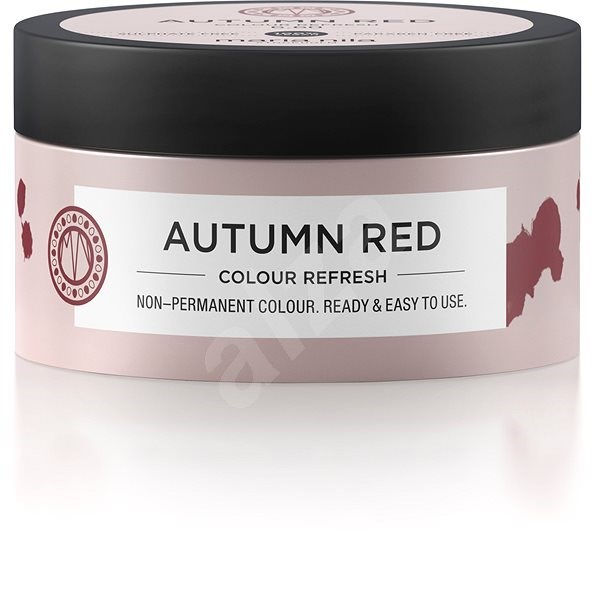 MARIA NILA Colour Refresh Autumn Red 6.60 (100ml) - Natural Hair Dye