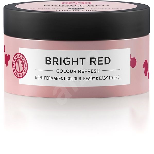 MARIA NILA Colour Refresh Bright Red 0,66 (100ml) - Natural Hair Dye