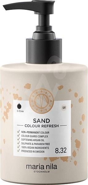 MARIA NILA Colour Refresh 8.32 Sand 300 ml - Přírodní barva na vlasy