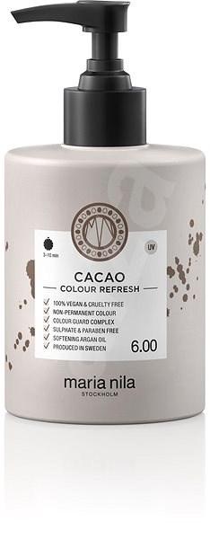 MARIA NILA Colour Refresh 6.00 Cacao 300 ml - Přírodní barva na vlasy