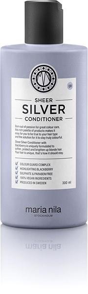 MARIA NILA Sheer Silver Conditioner 300 ml - Kondicionér