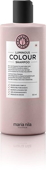MARIA NILA Luminous Colour 350 ml - Přírodní šampon