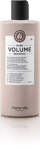 MARIA NILA Pure Volume 350 ml - Přírodní šampon