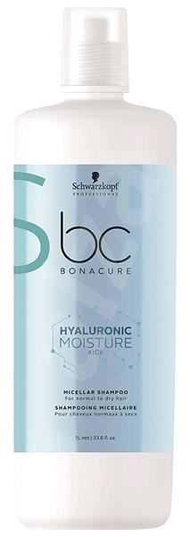 SCHWARZKOPF Professional BC Hyaluronic Moisture Kick 1000 ml - Šampon