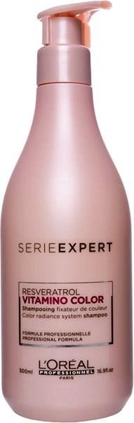 ĽORÉAL PROFESSIONNEL Serie Expert Vitamino Color Shampoo 500 ml - Šampon