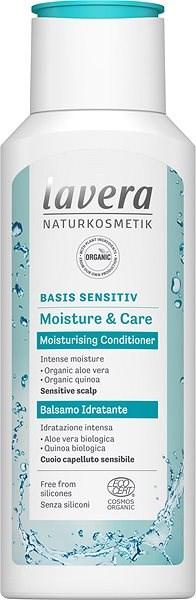 LAVERA Basis Moisture&Care Conditioner 200 ml - Kondicionér