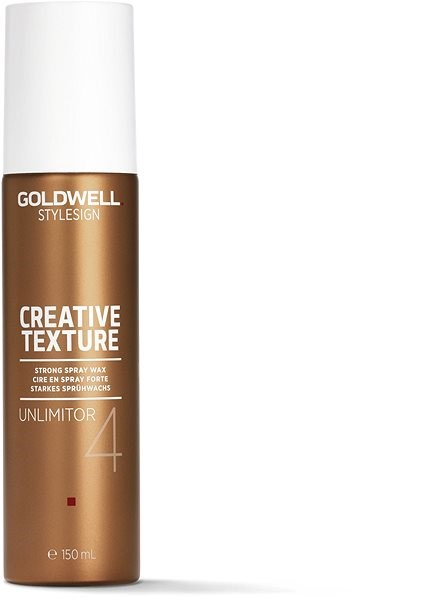 GOLDWELL StyleSign Creative Texture Unlimitor 150 ml - Vosk na vlasy