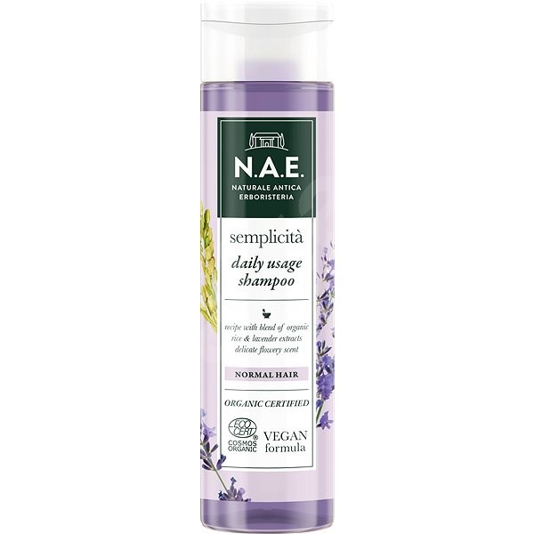 N.A.E. Semplicita Shampoo 250 ml - Přírodní šampon