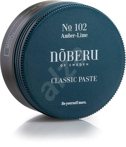 NOBERU Amber-Lime Paste 80 ml - Pasta na vlasy