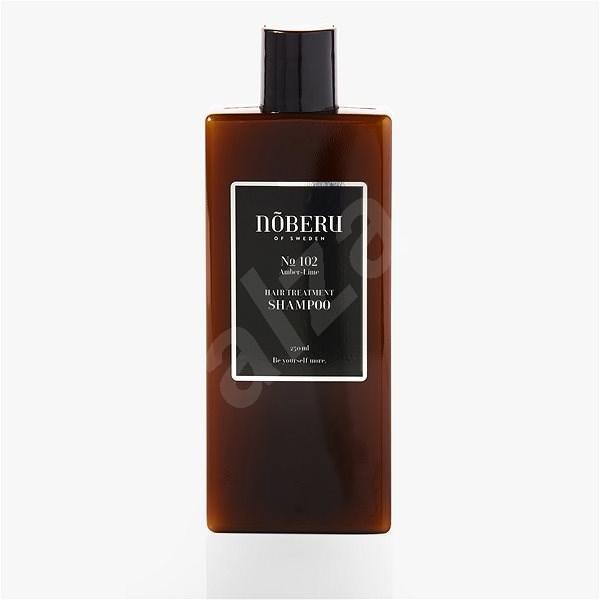 NOBERU Amber-Lime Shampoo 250 ml - Šampon pro muže