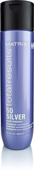 MATRIX PROFESSIONAL Total Results So Silver Shampoo 300 ml - Silver šampon