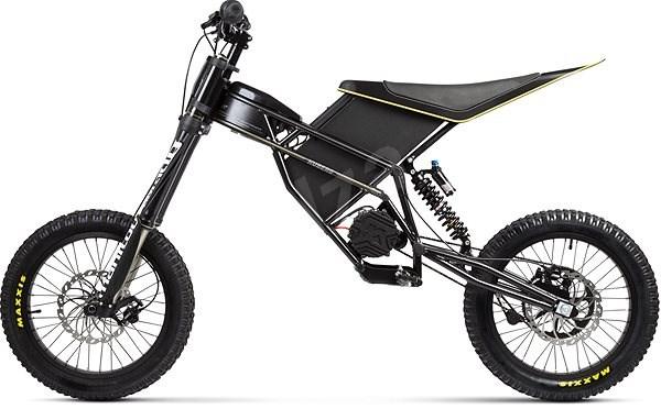 "Kuberg Freerider 12000 W/20"" - Elektrická motorka"