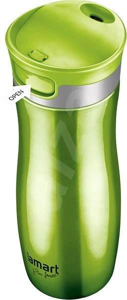 Lamart Termohrnek 0.48l Conti LT4031 zelená - Termohrnek