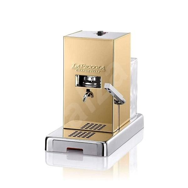 Lucaffé La Piccola Gold - Pákový kávovar