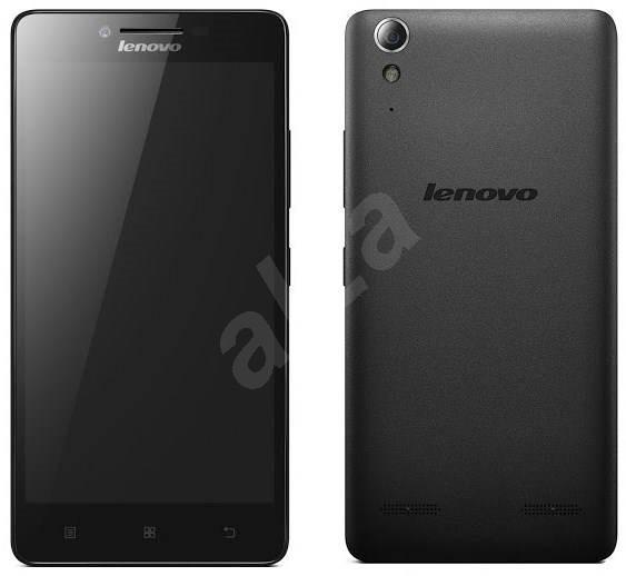 Lenovo A6000 Black - Mobilní telefon