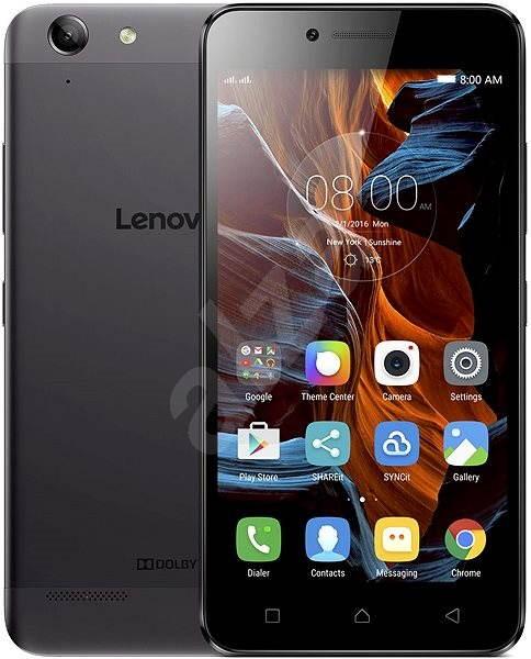 Lenovo K5 Plus Grey - Mobilní telefon