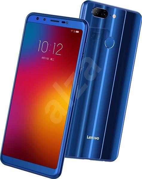 Lenovo K9 modrá - Mobilní telefon
