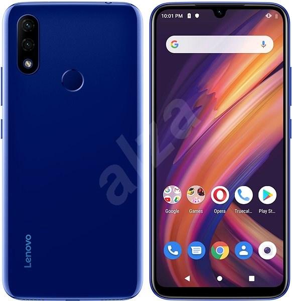 Lenovo A6 Note modrá - Mobilní telefon