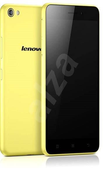 Lenovo S60 Yellow Dual SIM - Mobilní telefon