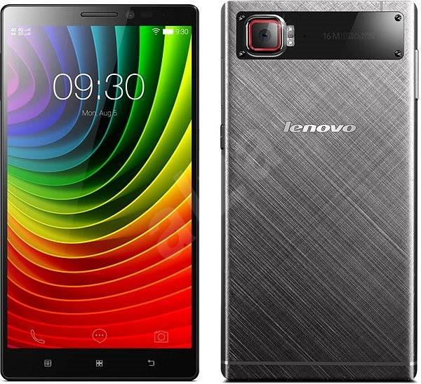 Lenovo VIBE Z2 PRO Ebony Black Dual SIM - Mobilní telefon