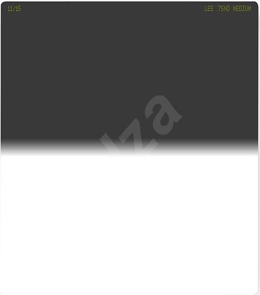 LEE Filters - SW150 ND 0.75 šedý přechodový medium - ND filtr