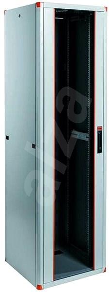 """Legrand EvoLine 19"""" stojanový rozvaděč 32U, 600x800mm, 1000kg, jednokřídlé skleněné dveře - Rozvaděč"""