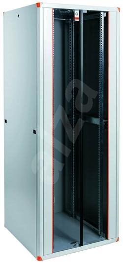 """Legrand EvoLine 19"""" stojanový rozvaděč 44U, 800x800mm, 1000kg, dvoukřídlé skleněné dveře - Rozvaděč"""