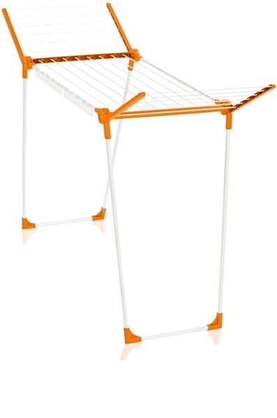 LEIFHEIT PEGASUS 150 Slim orange 81663 - Sušák na prádlo