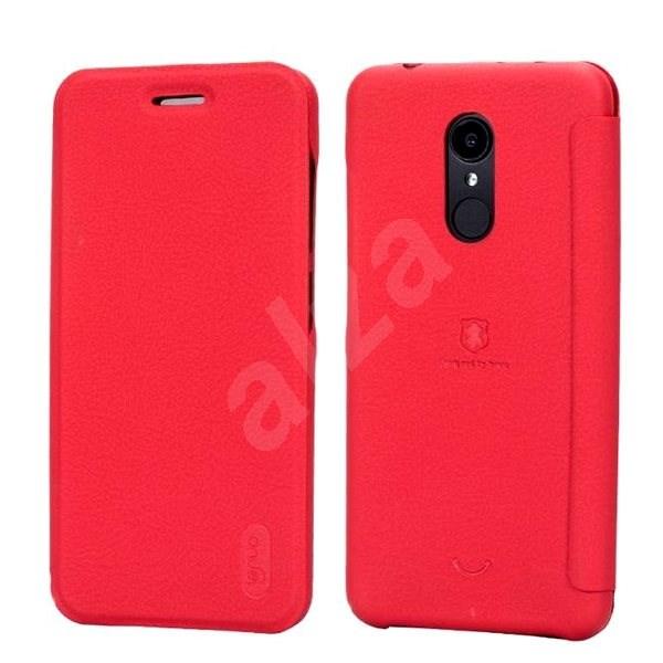 Lenuo Ledream na Xiaomi Redmi 5 Plus červené - Pouzdro na mobilní telefon 6edd98edc53