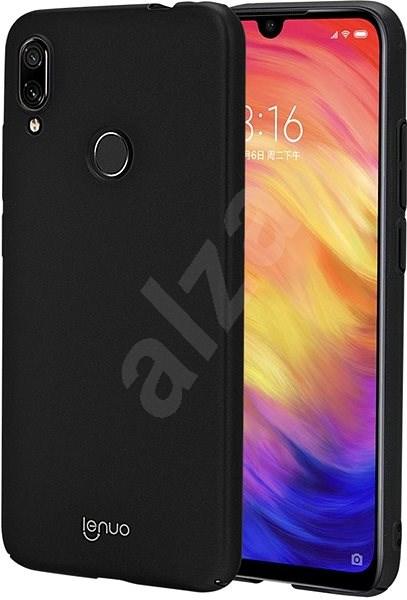 Lenuo Leshield na Xiaomi Redmi Note 7 Black - Kryt na mobil